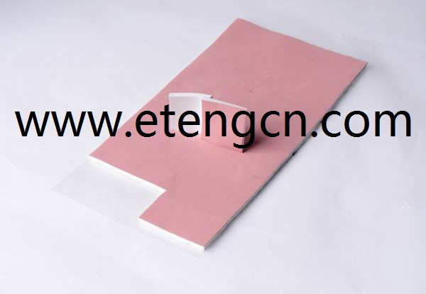 thermal transfer pad